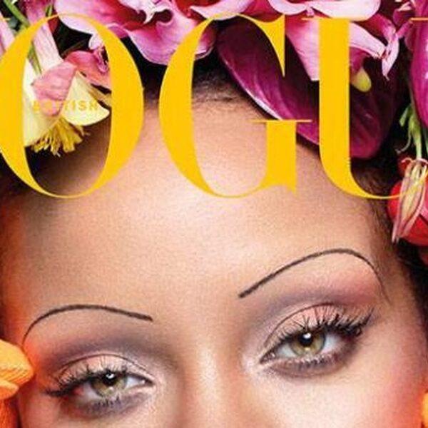 Rihanna eerste donkere vrouw op cover septembernummer Britse Vogue
