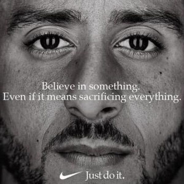 Mensen verbranden Nike-sneakers en Colin Kaepernick is de 'oorzaak'