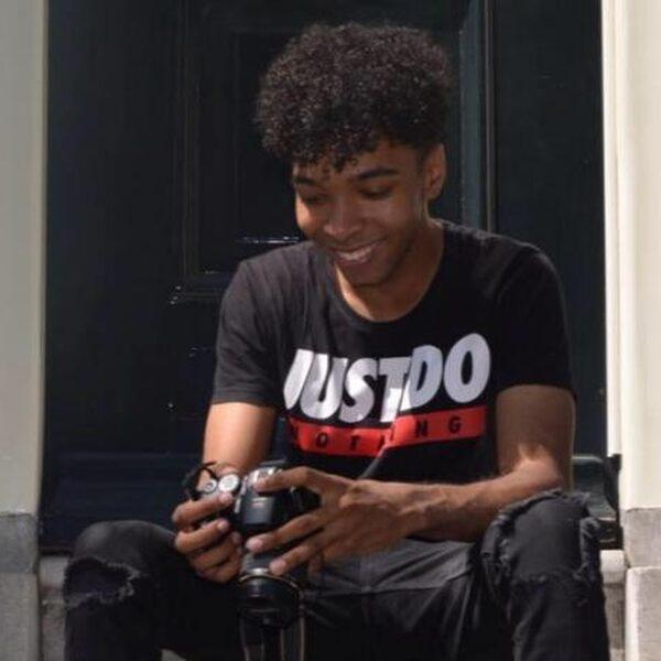 Amsterdamse Daniël (19) belandde als illegaal in gevangenis toen hij zich wilde inschrijven bij studie