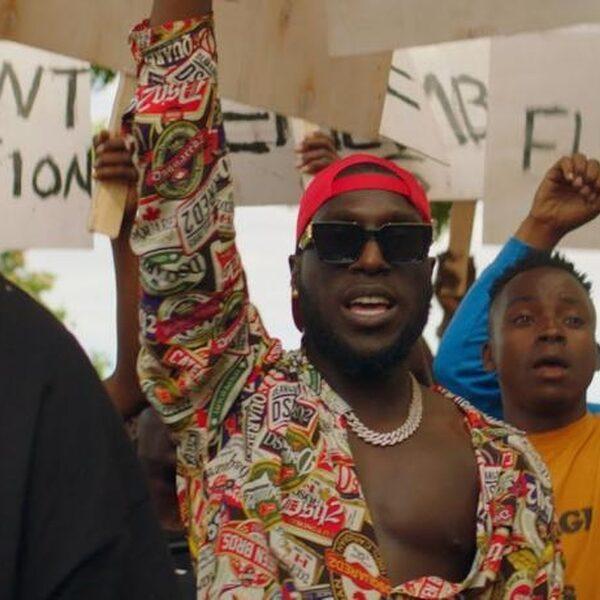 Frenna door de straten van Tanzania in nieuwe clip 'Ghetto Youth'