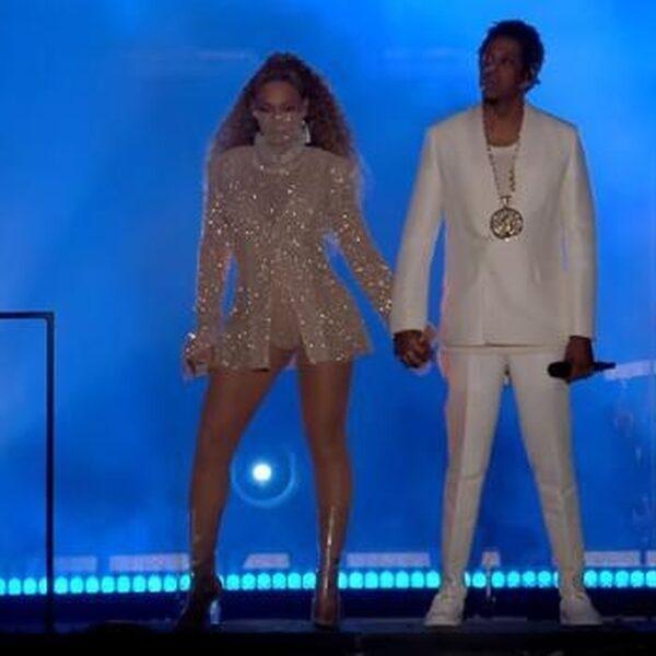 Dit is hoe Beyoncé en Jay-Z hun On The Run II-tour openen!
