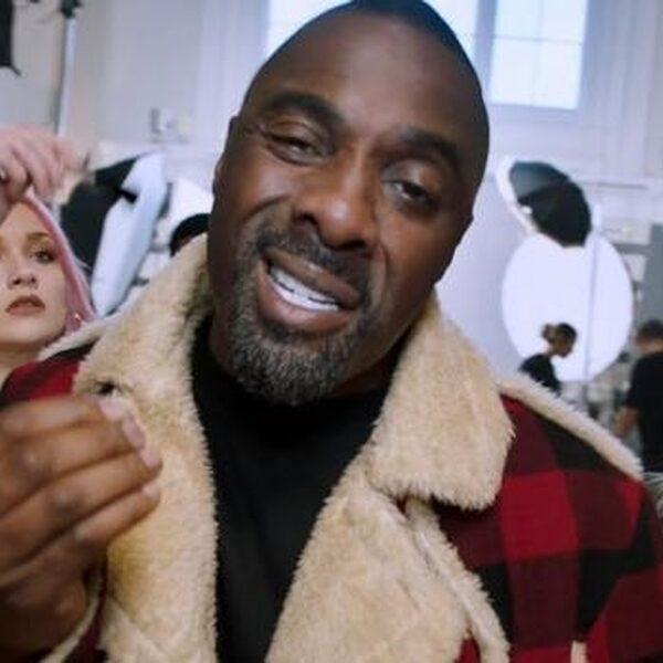 Zie Idris Elba rappen in clip 'Boasty' van Wiley met Sean Paul en Stefflon Don