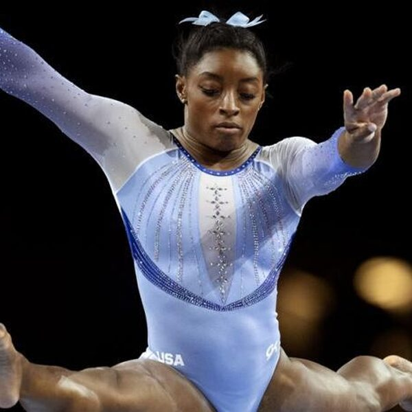 Twee 'signature moves' vernoemd naar turnster Simone Biles (22)