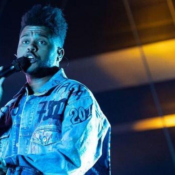 The Weeknd is druk bezig met een nieuw album