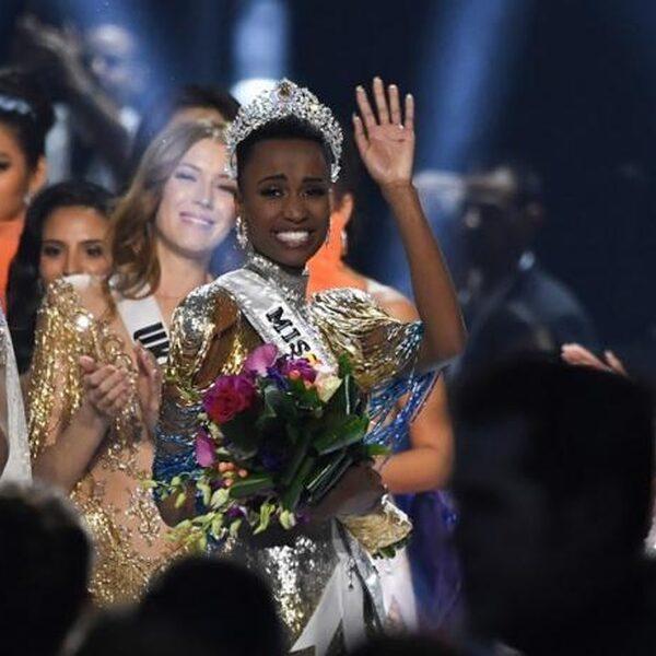 Miss Zuid-Afrika wint Miss Universe 2019