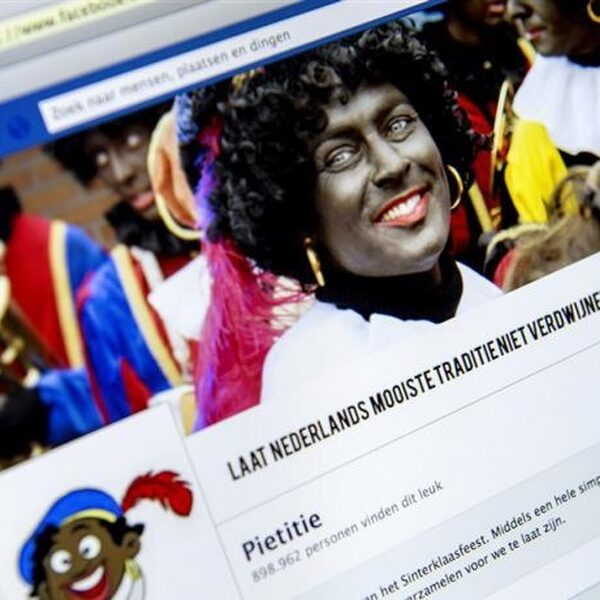 Facebook en Instagram doen Zwarte Piet in de ban