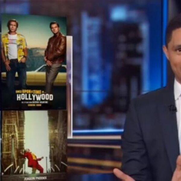 Trevor Noah (en heel Twitter) uit kritiek op niet-diverse Oscarnominaties