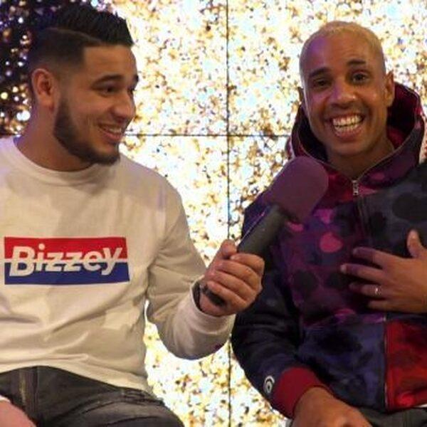 Jiggy Djé: ''Bizzey is de slimste domme guy van de wereld''