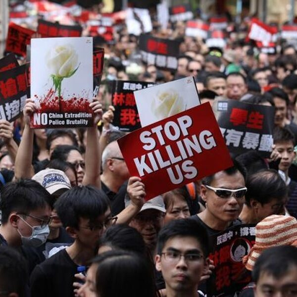 Waarom protesteren miljoenen mensen in Hongkong?
