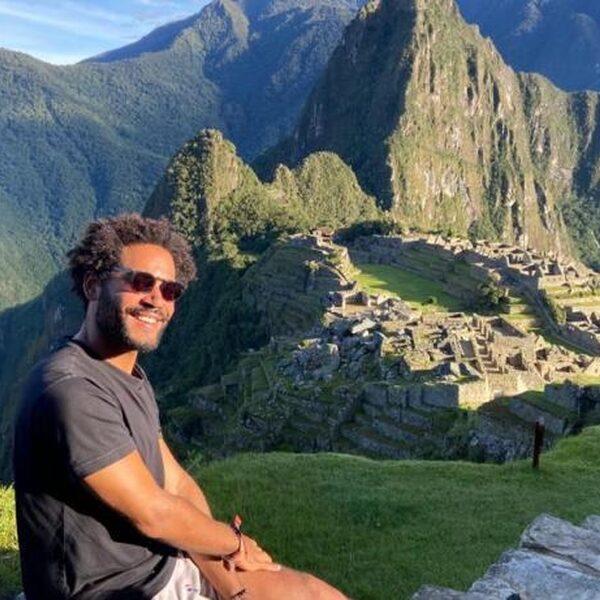 """Paul zit vast in Peru: """"Ik zit liever hier binnen"""""""