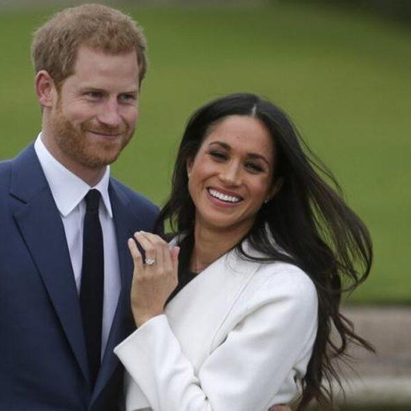 Officieel: Prins Harry en Meghan doen afstand van koninklijke titels