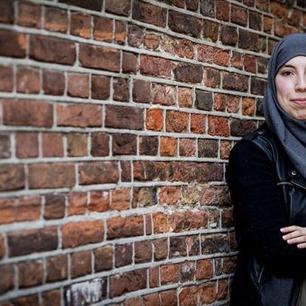 """Samya schrijft over een verliefde moslima: """"Die verhalen worden weinig verteld"""""""