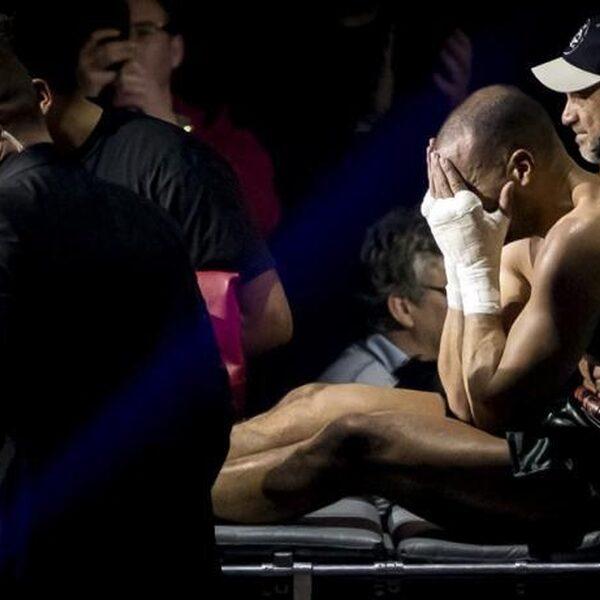 Trainer Badr Hari: blessure aan enkelband, terugkeer in september