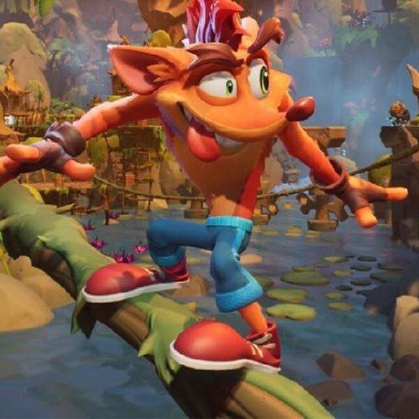 Crash Bandicoot keert terug met een vierde deel op de PlayStation 4 en de Xbox One