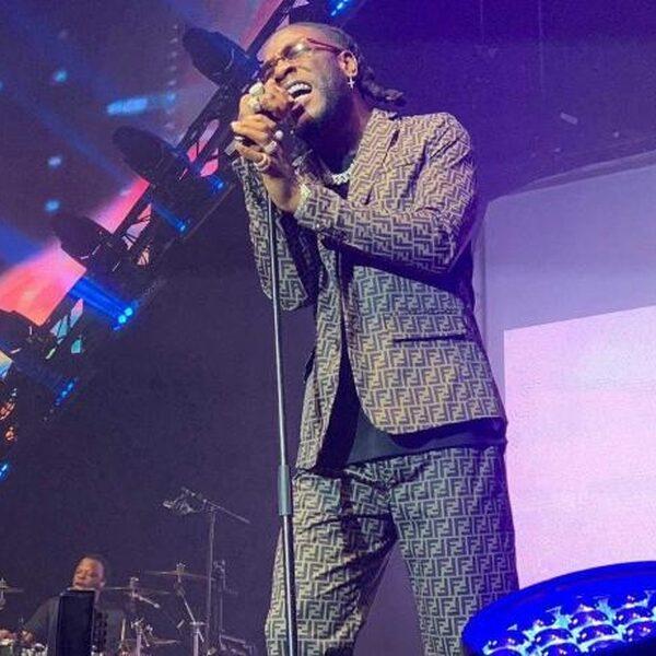 Burna Boy bewijst zich als African Giant tijdens AFAS Live-concert