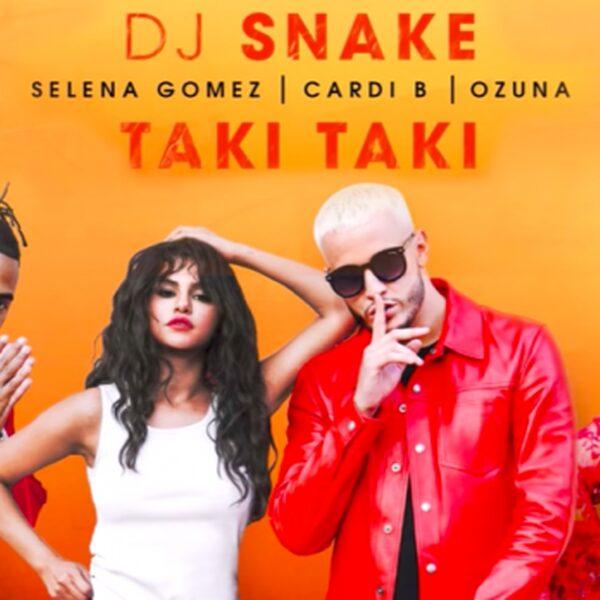 DJ Snake dropt catchy 'Taki Taki' met Cardi B, Ozuna & Selena Gomez