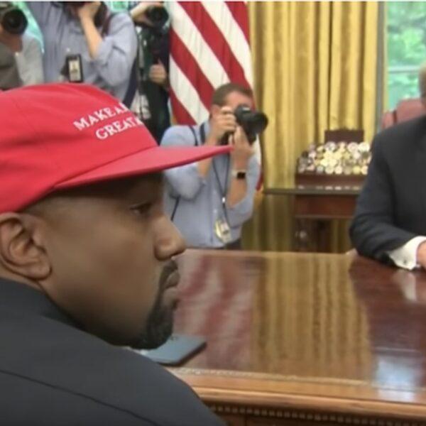 Kanye West krijgt veel kritiek na controversiële meeting met Donald Trump