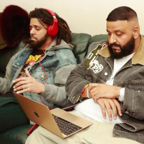 DJ Khaled teast naar collab met J. Cole