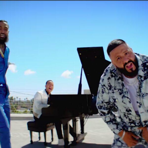 DJ Khaled releast 'Higher'-video met Nipsey Hussle en John Legend