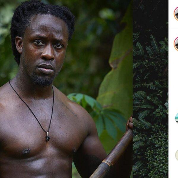 "Akwasi over deelname Expeditie Robinson: ""Ik had nog geen zwemdiploma"""