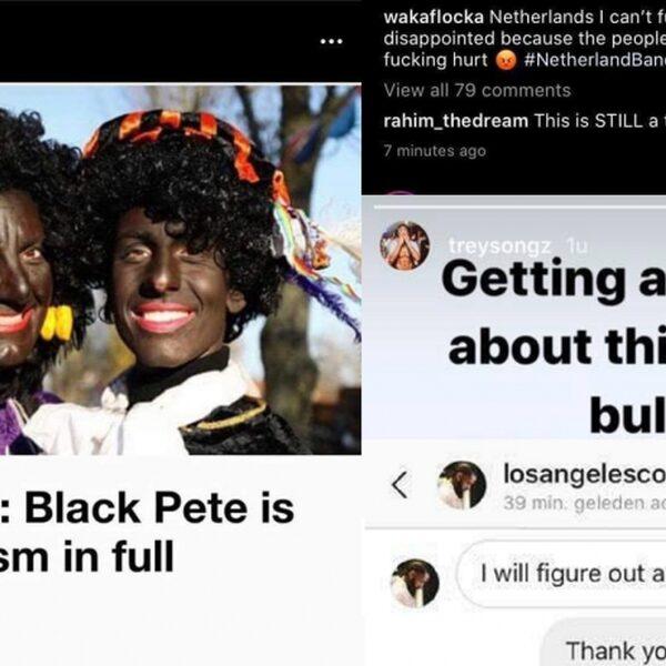 Gaat de internationale aandacht voor Zwarte Piet eindelijk voor verandering zorgen?