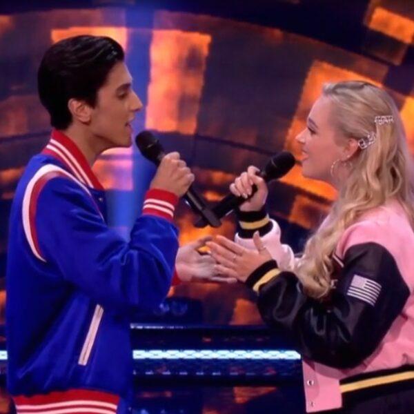 Ayoub en Kes zingen prachtig duet in Arabisch in 'TVOH'