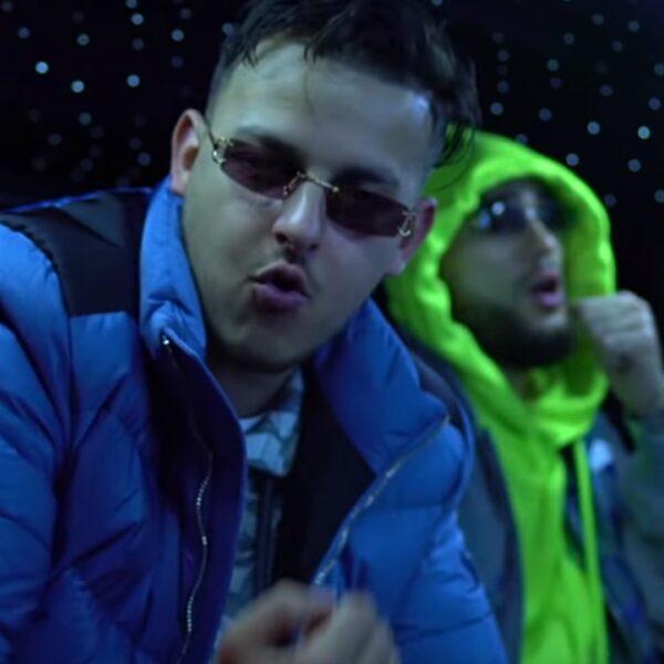 Keiharde tune 'Ewa' van Josylvio en Ashafar de DiXte