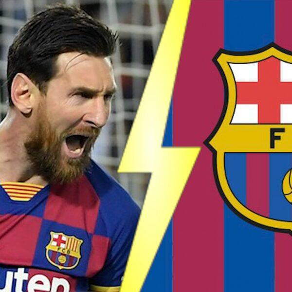 Lionel Messi woest op voorzitter FC Barcelona