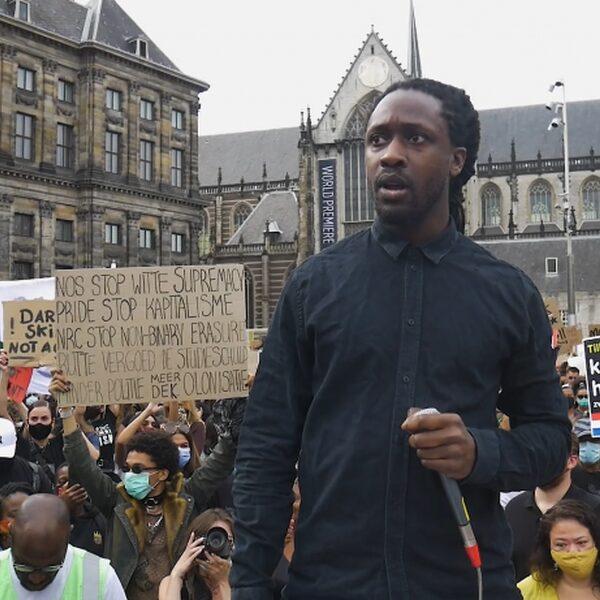 """Akwasi: """"We moeten nu voor eens en altijd van raciale stigma's afkomen"""""""