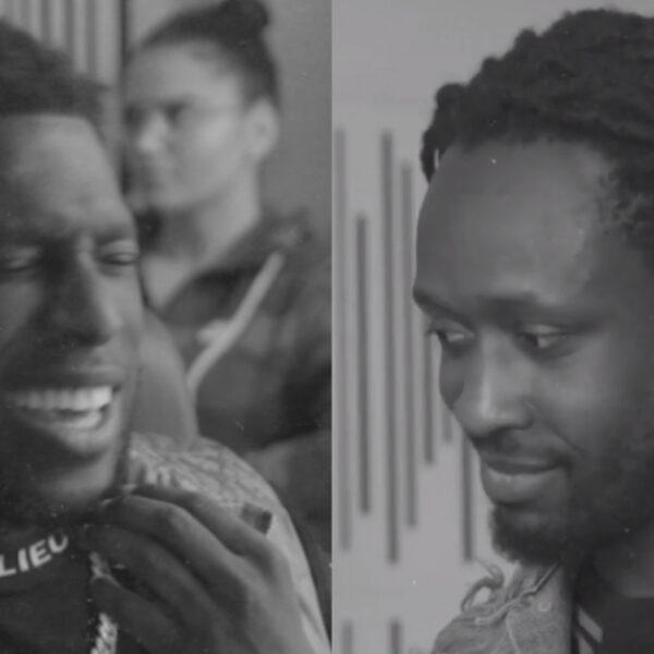 Akwasi en Frenna delen mooie anti-racismeboodschap op 'Wonder'