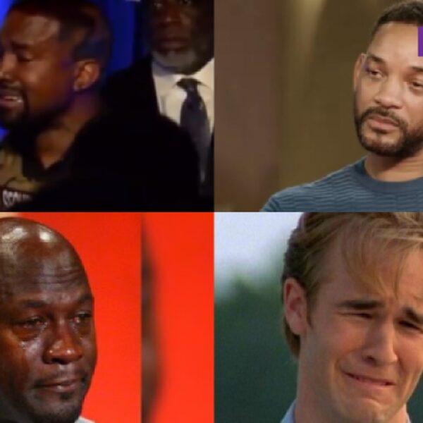Mannentranen als meme: onschuldig grapje of kwalijk stereotype?