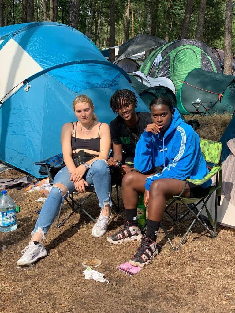 Camping5 min