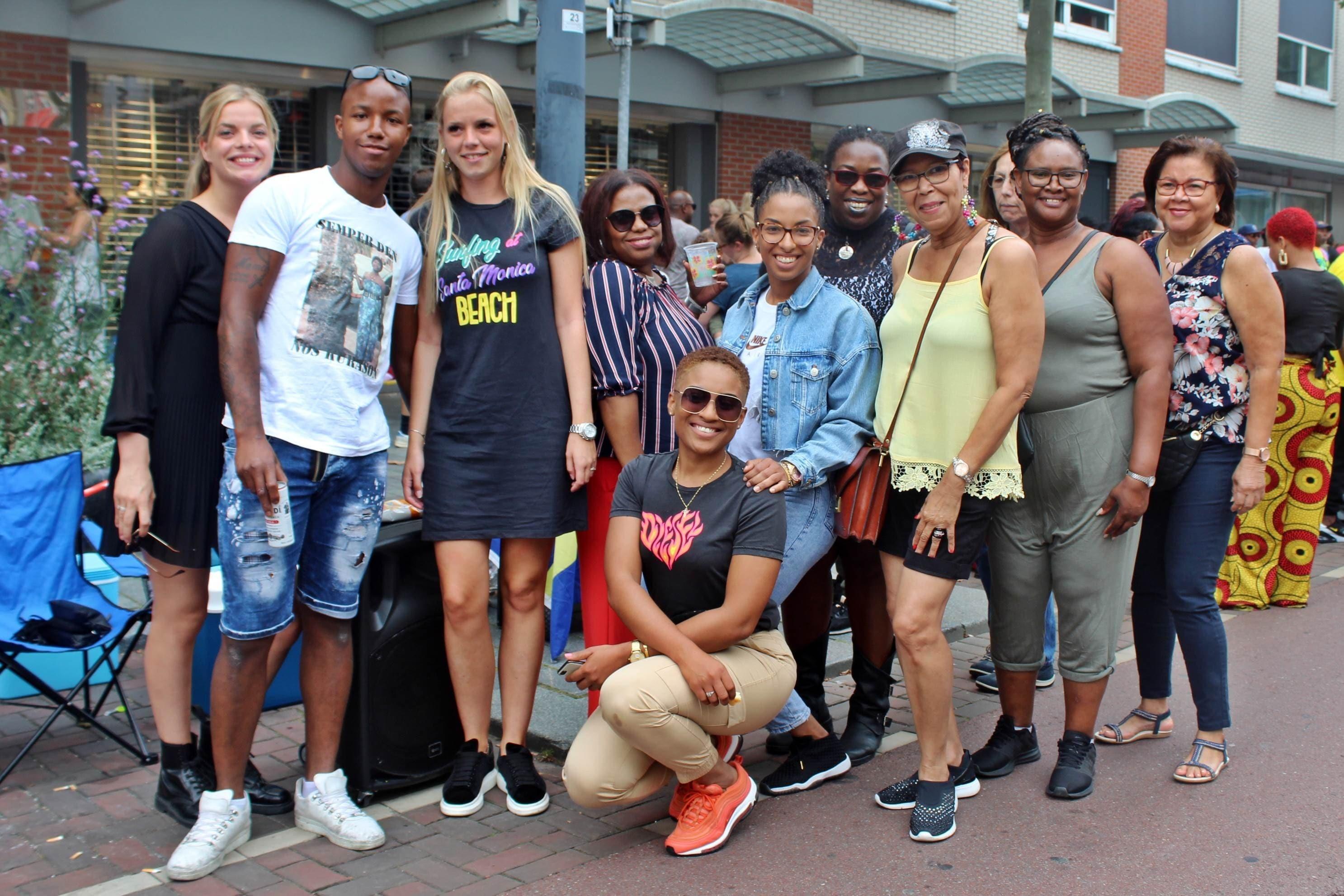 Rotterdam zomercarnaval 2019 1 min