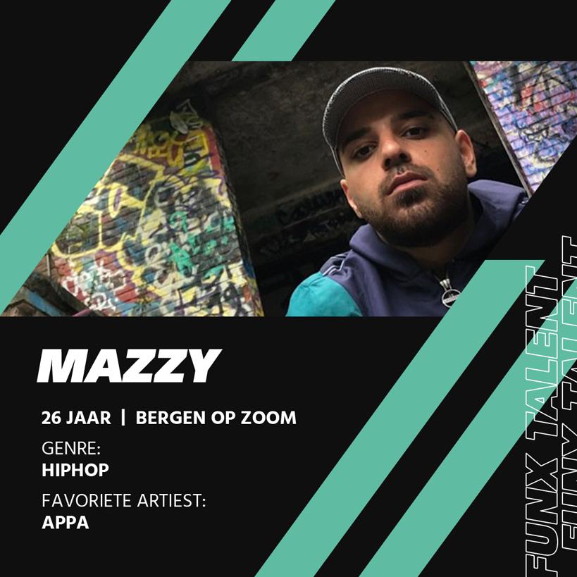 Mazzy paspoort
