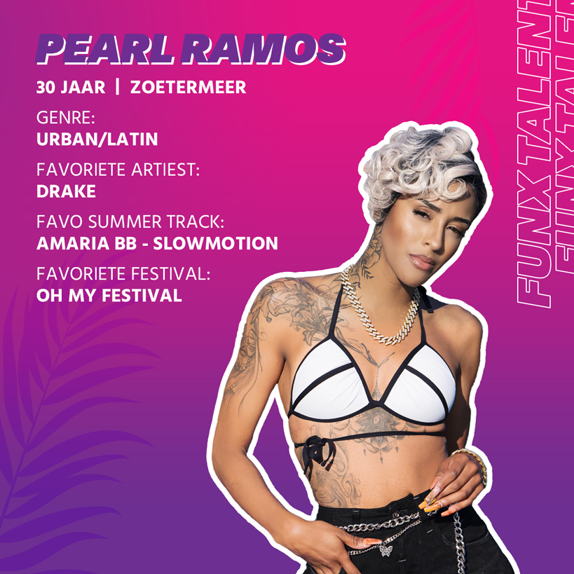 Pearl Ramos paspoort