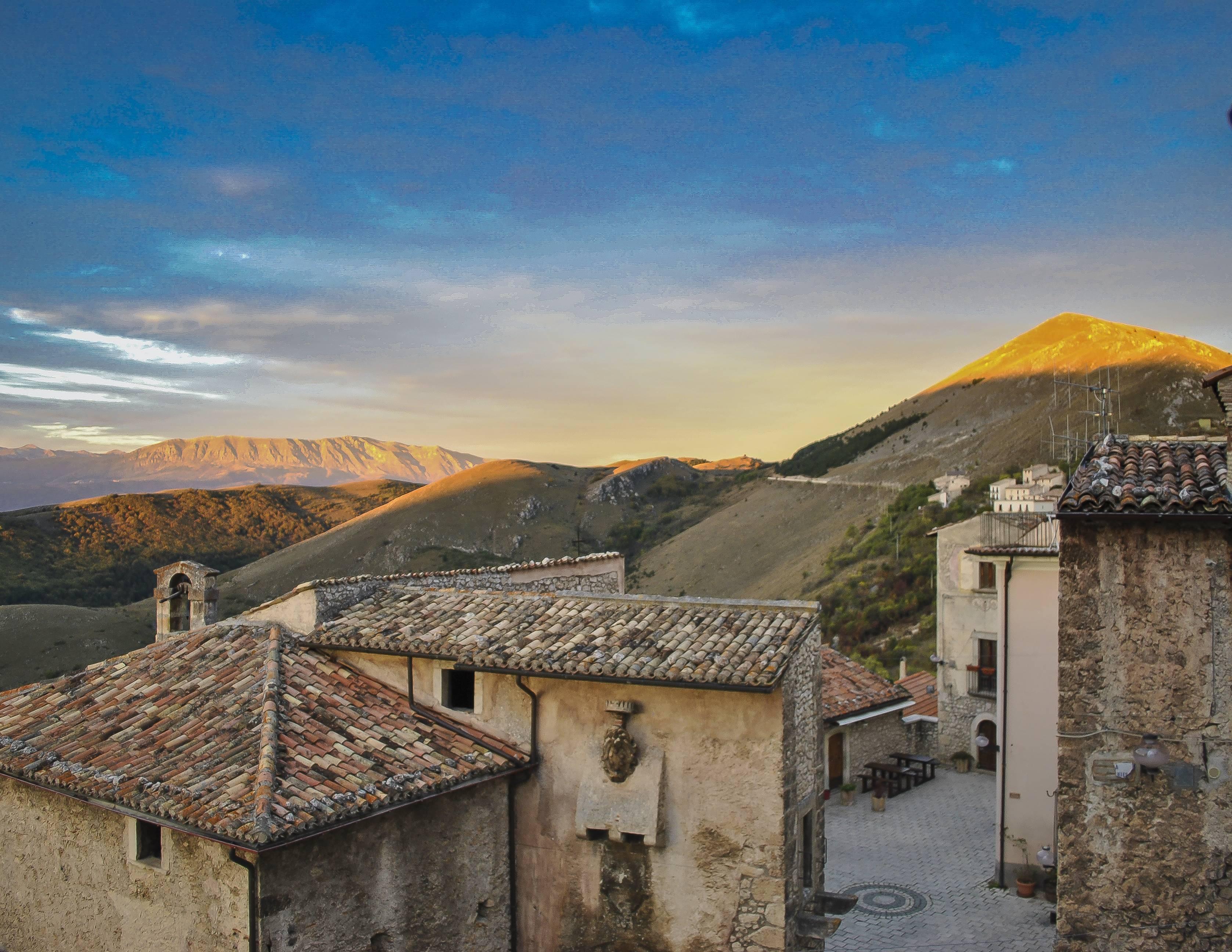 Italiaans dorpje