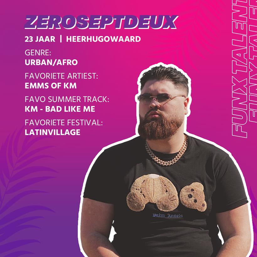 ZeroSeptDeux paspoort