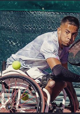 """Carlos (25): """"Ik heb m'n hele leven moeten vechten om te overleven, nu ga ik naar de Spelen"""""""
