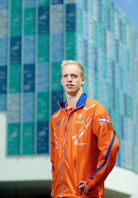 """Thijs (24): """"Ik hoop dit jaar opnieuw te verrassen op de Paralympische Spelen"""""""