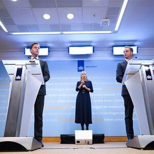 Kabinet kondigt 'gedeeltelijke lockdown' aan: 'Horeca gaat vier weken dicht'