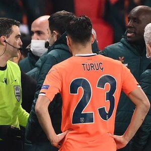 Champions League-wedstrijd PSG tegen Başakşehir gestaakt na racistisch incident