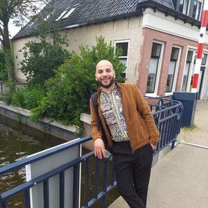 Ahmed (30): ''Ik ben geen gelukzoeker, maar iemand die een positieve bijdrage wil leveren''