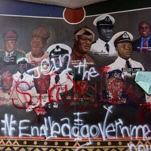 #EndSARS protesten in Nigeria: hoe het is ontstaan en waarom het nog doorgaat