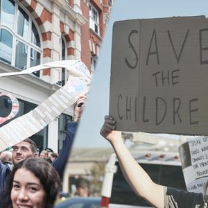 Hoe QAnon kritische vragen over kindermisbruik overschaduwt