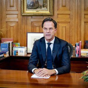 Rutte kondigt lockdown van 5 weken aan: 'Nederland gaat op slot'