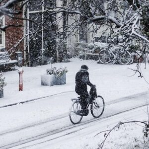 Winter is coming: dit weekend dik pak sneeuw verwacht