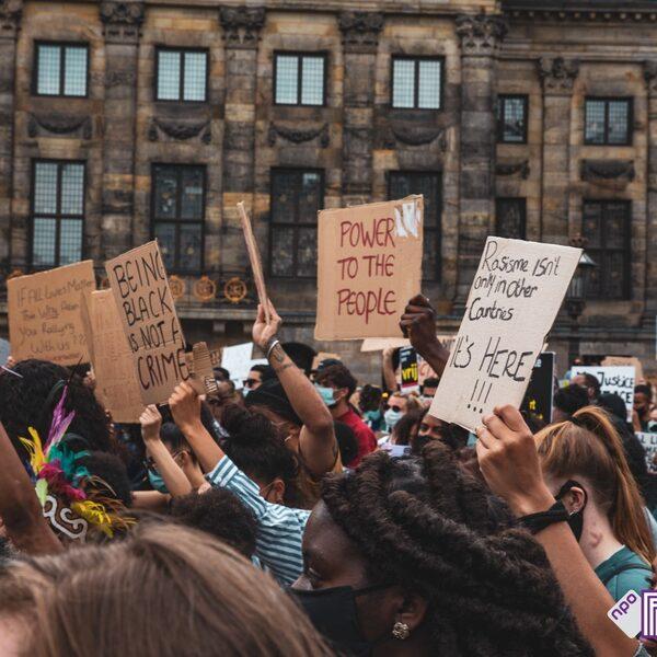 1 jaar na het BLM-protest op de Dam: een terugblik op die historische dag