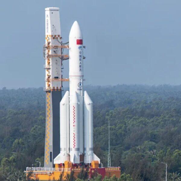 Chinese raket crasht binnenkort mogelijk op aarde