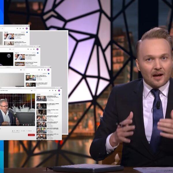 De 'online fabeltjesfuik' en censuur op Facebook in 'Zondag met Lubach'