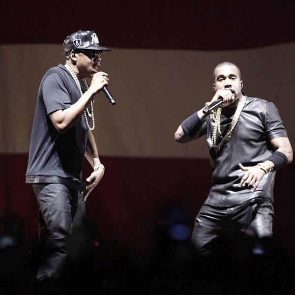 Fans worden gek bij het horen van verse Jay-Z op Kanye's nieuwe album